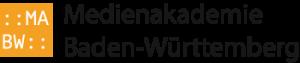 Logo der Medienakademie Baden-Württemberg - orange